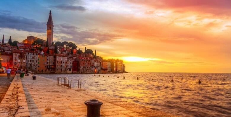 Vodnjan, Bale i Rovinj - uživajte u mediteranskom duhu istarskih destinacija za 249 kn!