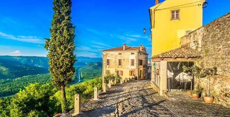 Otkrijte najljepšu dionicu popularne Parenzane, od Vižinade do Motovuna za 189 kn!