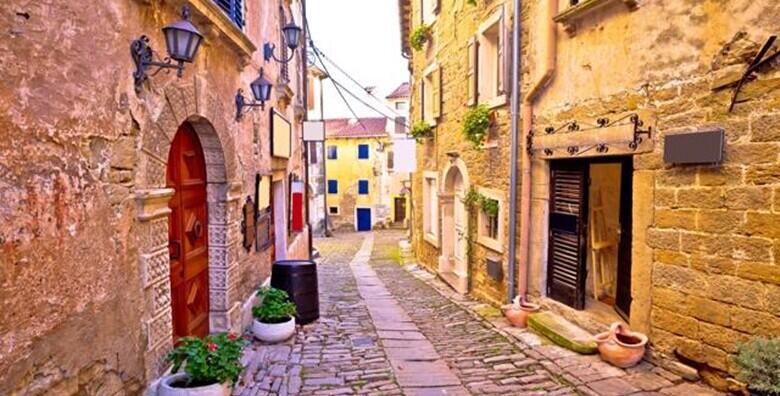 Posjetite najljepšu dioniciu atraktivne Parenzane, od Grožnjana do Livada za 189 kn!