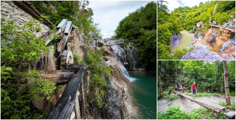 Staza sedam slapova, Istra - uvjerite se zašto je ova staza tako popularna i priuštite si nezaboravan doživljaj netaknute prirode za 189 kn!