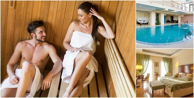 POPUST: 53% - Wellness u Hotelu President 5* - 1 ili 2 noćenja s doručkom za dvoje u luksuznoj sobi uz neograničeno korištenje wellness i spa programa od 590 kn! (Hotel President 5*)