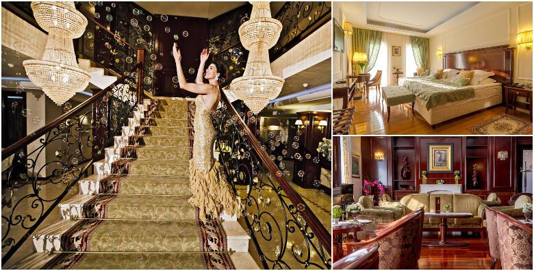 Nova godina u Solinu - nezaboravni doček u Hotelu President 5* uz 2 ili 3 noćenja s doručkom za 2 osobe uz korištenje wellness i SPA sadržaja od 1.590 kn!