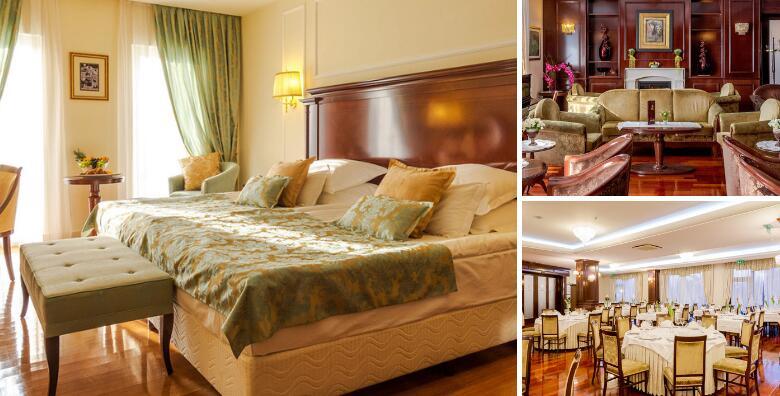SOLIN - provedite romantično Valentinovo u Hotelu President 5* uz 2 noćenja s polupansionom za 2 osobe i korištenje wellness i SPA sadržaja za 1.050 kn!