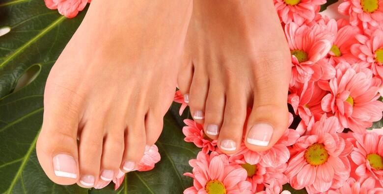 Spa pedikura s trajnim lakom - vrhunski tretman njege stopala u sklopu Hotela President Solin 5* za 240 kn!