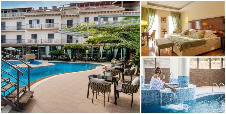 SOLIN - opuštajući odmor u Hotelu President 5* uz 2 ili 3 noćenja s polupansionom za dvoje + gratis smještaj za djecu do 6 god. i korištenje wellness i SPA sadržaja od 1.290 kn!