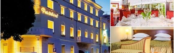SPLIT - odmor u centru grada uz 2 ili 3 noćenja s doručkom za 2 osobe + gratis paket za 1 dijete do 6 godina u Hotelu President Split 4* od 1.190 kn!