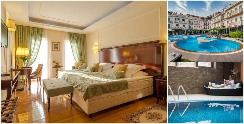 SOLIN - produženi vikend uz 2 ili 3 noćenja s polupansionom za dvoje + gratis smještaj za 1 dijete do 12 godina i paket za 1 dijete do 6 godina u Hotelu President 5* od 1.490 kn!