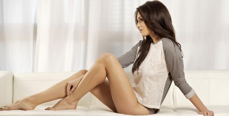 POPUST: 50% - Depilacija nogu i bikini zone voskom - požuri u Beauty salon LaVi i riješi se dosadnih dlačica za samo 75 kn! (Pretty nails beauty salon LaVi)