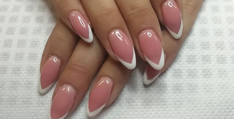 Trajni lak i manikura u Pretty nails beauty salonu LaVi za samo 89 kn!