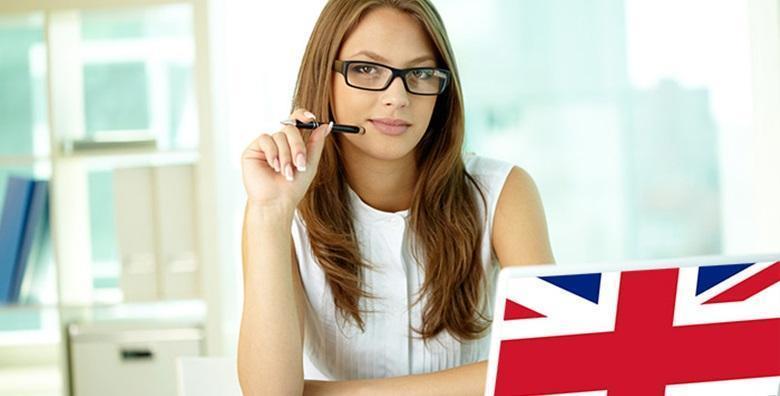 ONLINE ENGLESKI - tečaj u trajanju 12, 24 ili 36 mjeseci uz uključen certifikat, odobren od strane British Language centra već od 79 kn!