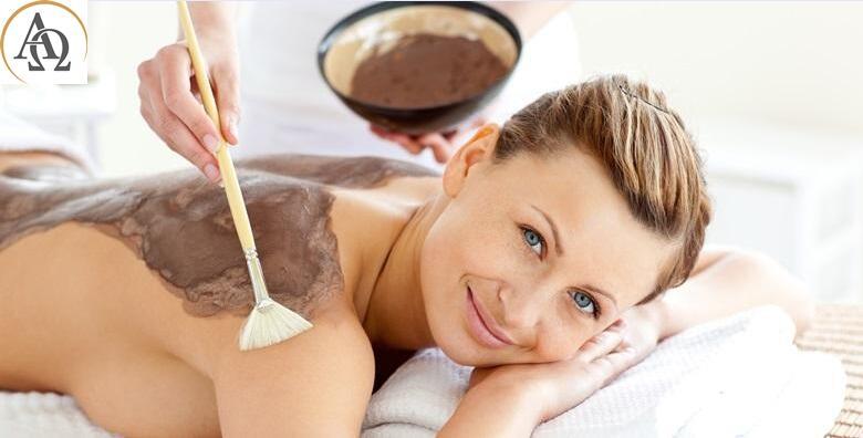 Detoksikacija algama i gratis masaža u Alpha et Omega - Beauty & Health centru za 149 kn!