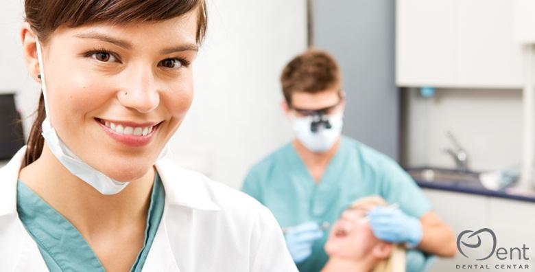 Lasersko čišćenje zubi, zubnog kamenca i zubnih džepova za 1.250 kn!