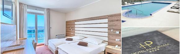 Šibenik - doživite čari jeseni uz 2 noćenja s doručkom za 2 osobe + gratis večera i popust na ulaznice za zipline u Hotelu Panorama 4* po odličnoj cijeni za 1.198 kn!