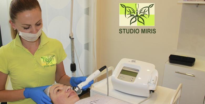 Dubinsko čišćenje lica uz oblikovanje obrva GRATIS u Studiju Miris za 149 kn!
