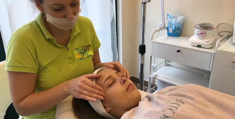 Dijamantna mikrodermoabrazija, UZV lica i Sothys maska - tretmani u Studiju Miris za 219 kn!