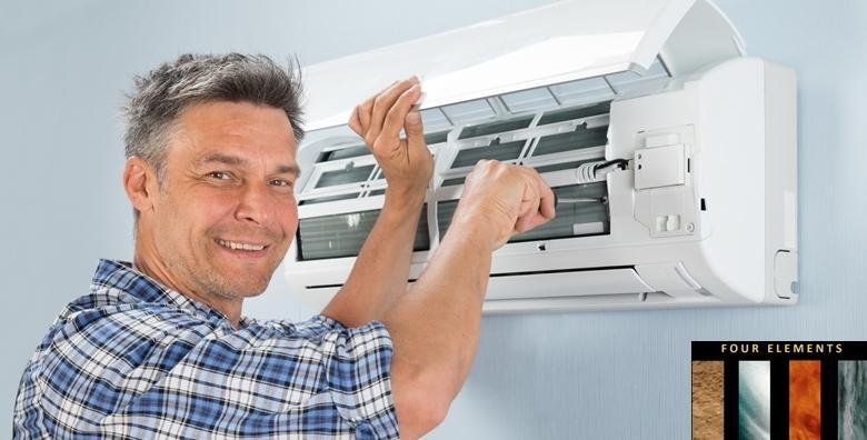 Servis klima uređaja - čišćenje i pregled klime za 159 kn!