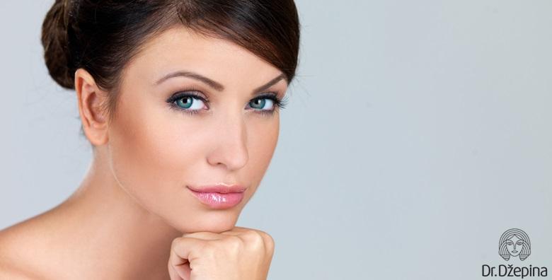 Botox čela ili vanjskog kuta očiju, trajnost rezultata do čak 6 mjeseci od 779 kn!