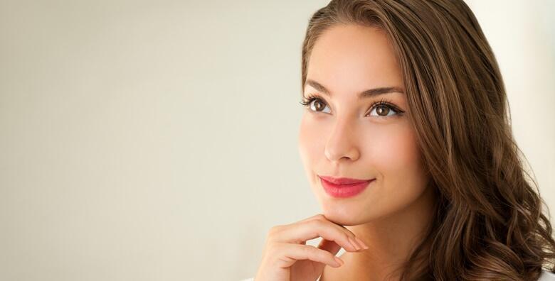 Mikrodermoabrazija, ultrazvučno čišćenje lica i hranjiva maska u salonu Lady Goga za 150 kn!