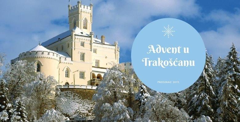 Advent u Trakošćanu - odmor za dvoje uz 2 noćenja i polupansion u Hotelu 4*, uz bogatu adventsku večeru, piće dobrodošlice i wellness za 1.499 kn!