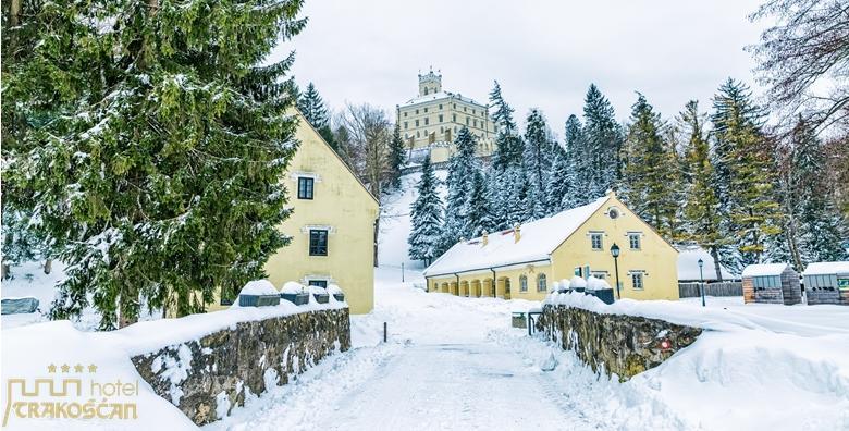 Božić u Trakošćanu - 2 noćenja s polupansionom za dvoje u Hotelu 4* za 1.299 kn!