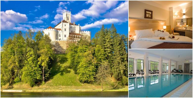 Hotel Trakošćan 4* - jesenski odmor nadomak dvorca uz 1 ili 2 noćenja s polupansionom za 2 osobe uz korištenje wellnessa od 749 kn!