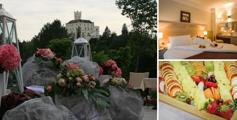 Hotel Trakošćan 4* - romantičan dnevni odmor s uključenom večerom za dvoje za 499 kn!