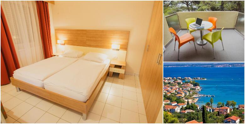 UGLJAN - uživajte u početku i kraju ljeta uz 2 noćenja za 2 odrasle osobe + gratis smještaj za do 3 djece do 12 godina u apartmanima Holiday Parka Zelena Punta 3* od 739 kn!