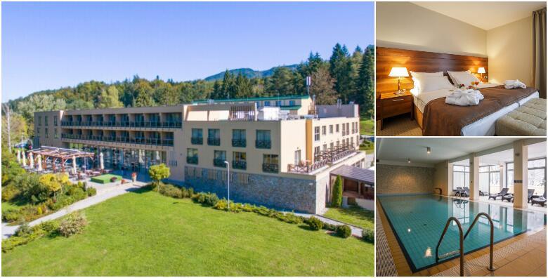 Ljeto u Hotelu Trakošćan 4* uz 1 ili 2 noćenja s polupansionom za 2 osobe i 2 djece od 949 kn!