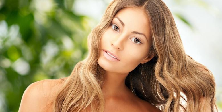 Botox za kosu ili pramenovi uz šišanje, fen frizura i masku od 119 kn!