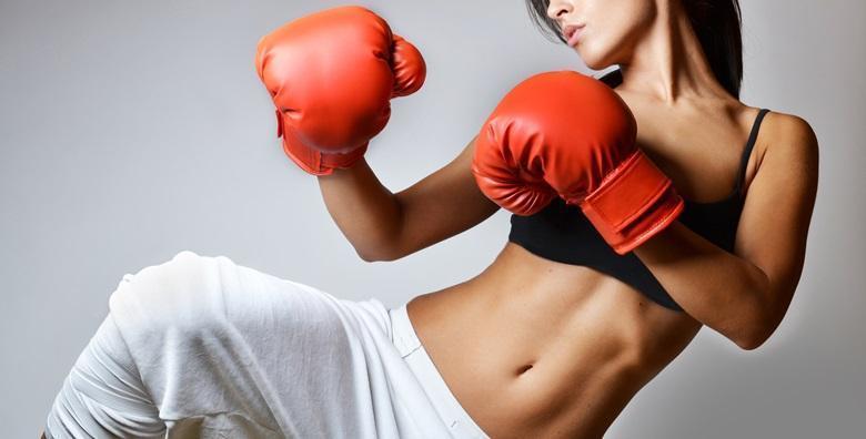 BOKS - treniraj 3 puta tjedno kroz mjesec dana uz profesionalnu boksačicu Ivu Merkaš Pulek i dovedi tijelo u formu za 123 kn!