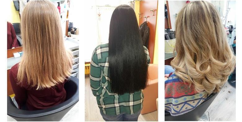 POPUST: 45% - HAIR DUSTING HIT metoda šišanja kojom se uklanjaju samo oštećeni vrhovi, a ne skraćuje duljina kose + bojanje ili pramenovi i frizura za 169 kn! (Frizerski salon i ugradnja noktiju Andreja)