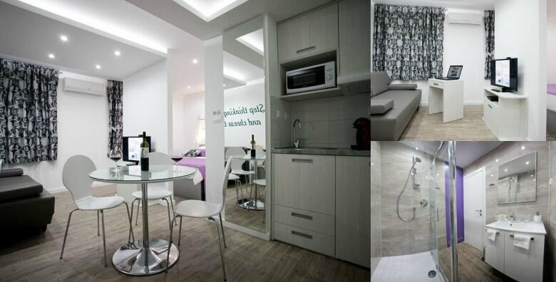 Ponuda dana: SPLIT- 2 ili 3 noćenja za 2 osobe u Apartment 4 you 4* u bliziniDioklecijanove palače već od 589 kn (Apartment 4 You in Split)