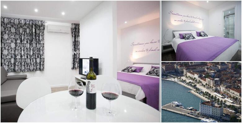 Split, apartman 4*- 2 ili 3 noćenja za dvoje u Apartment 4 you 4* od 695 kn!