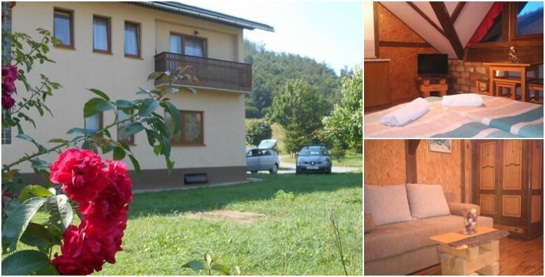Ponuda dana: MRKOPALJ - povedite ekipu na savršen odmor u srcu Gorskog kotara  uz 2 noćenja za 2 ili 4 osobe u apartmanu 3* od 299 kn! (Apartmani T&M***)