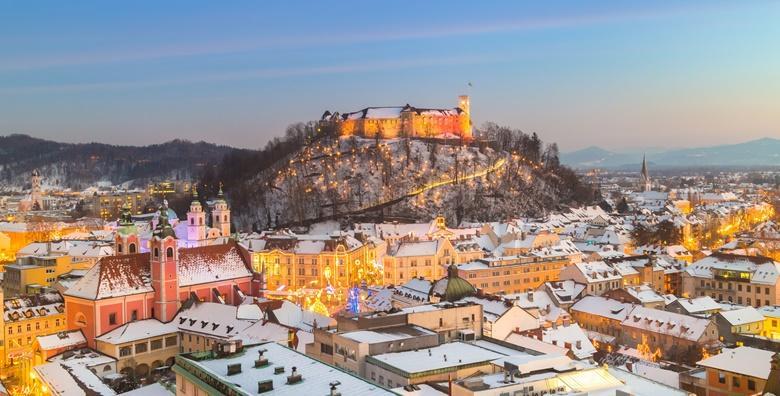 Advent u Ljubljani i shopping u BTC Cityju - izlet 22.12. za 159 kn!