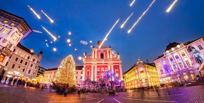 Advent u Ljubljani i Postojnskoj jami - cjelodnevni izlet 26.12. za 169 kn!
