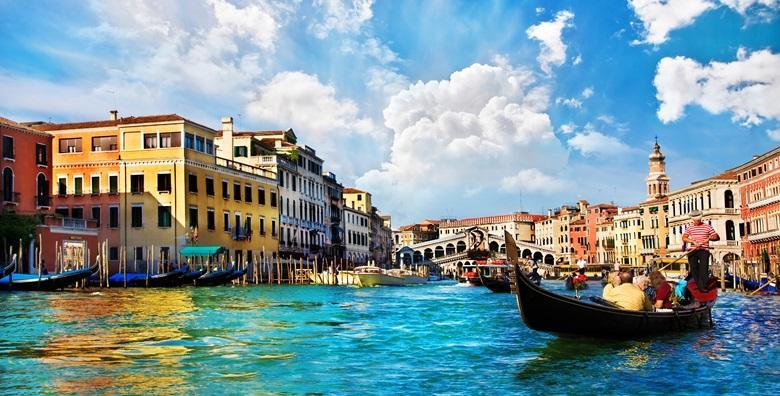 Venecija i otoci Lagune - 2 dana u hotelu**** s prijevozom, polazak 24.6. za 459 kn!