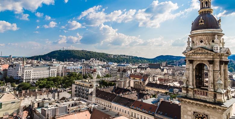 [BUDIMPEŠTA] Provedite čaroban dan na obalama Dunava! Razgledajte Ribarsku utvrdu, Kraljevsku palaču, Trg heroja, Citadelu i Parlament za 229 kn!