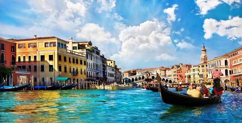 Venecija - jednodnevni izlet s uključenim prijevozom za 219 kn!