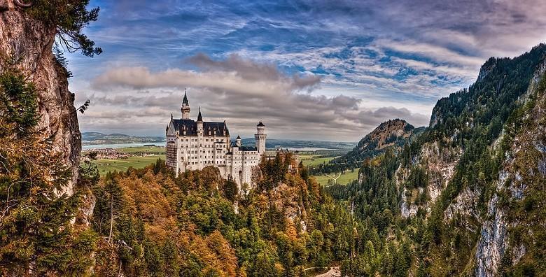 Munchen i dvorci Bavarske - doživite bajkovite krajolike uz uključen posjet Salzburgu, 4 dana s doručkom u hotelu 3* i prijevozom za 1.099 kn!
