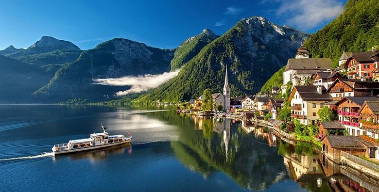 Ponuda dana: Salzburg i austrijska jezera - prošećite Mozartovim gradom i posjetite bajkovite jezerske gradove Hallstatt, St. Wolfgang i St Gilgen za 659 kn! (Darojković travel ID kod: HR-AB-01-080530750)