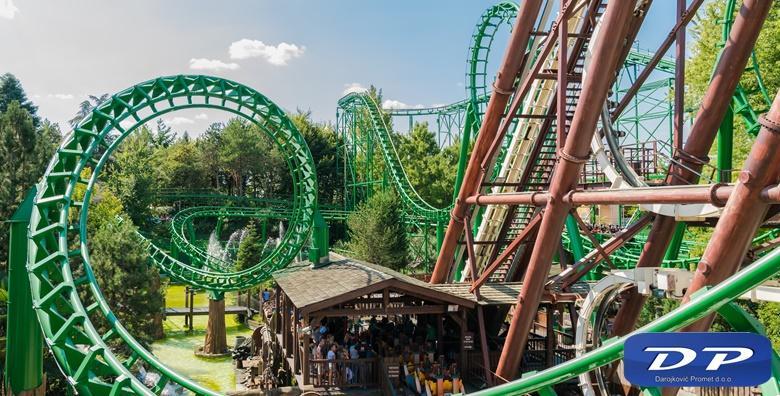 Ponuda dana: Gardaland i Verona - zaboravite na sve brige uz lude vožnje u najvećom zabavnom parku o ovom dijelu Europe i upoznajte prekrasnu Veronu za 525 kn! (Darojković travel ID kod: HR-AB-01-080530750)