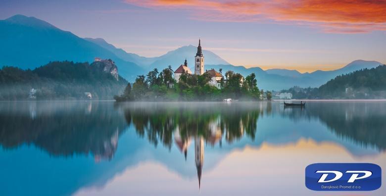 Bled i Bohinj - upoznajte mističnost slovenskih jezera, izlet s prijevozom za 139 kn!