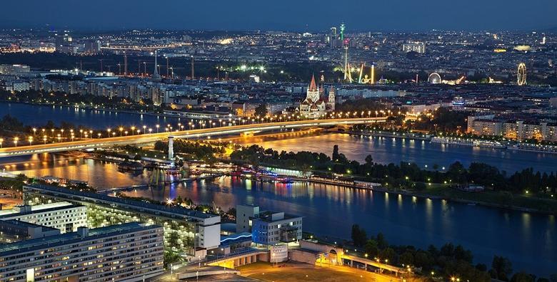Beč, Bratislava, Budimpešta! Priuštite si idilično putovanje za uspješan početak nove godine - 3 dana u hotelu 3* uz uključen prijevoz za 979 kn!