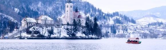 Advent Bled i Bohinj - blagdanska čarolija uz najljepša slovenska jezera, jednodnevni izlet s prijevozom za 139 kn!