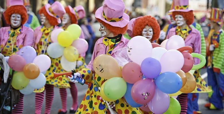 Karneval u Rijeci - izlet s prijevozom za samo 109 kn!