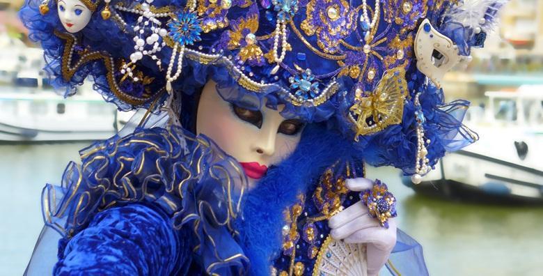Jednodnevni izlet na karneval u Veneciji za 169 kn!