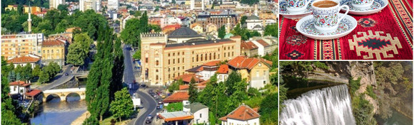 SARAJEVO - osjetite povijesnu Baščaršiju i uživajte u bosanskim specijalitetima te turskoj kavi uz uključen prijevoz autobusom za 199 kn!