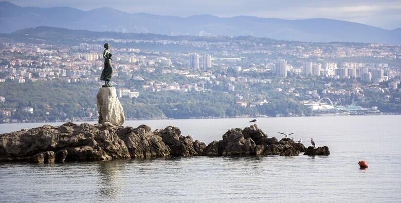 Opatija i Rijeka - cjelodnevni izlet s ulaznicom i prijevozom za 129 kn!