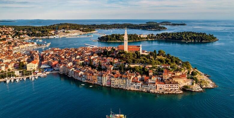 POREČ I ROVINJ - prepustite se čaroliji romantičnih uskih ulica Istre za 199 kn!